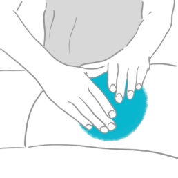 Sanfte Wirbelsäurentherapie mit der Dorn Breuss Methode
